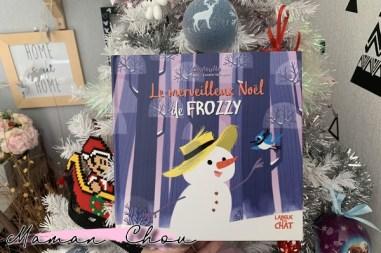 Le merveilleux Noël de Frozzy