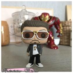 Funko Pop Disney Marvel Avengers Tony Stark