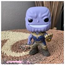 Funko Pop Disney Marvel Thanos Avengers