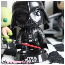 Funko Pop Disney Star Wars Dark Vador