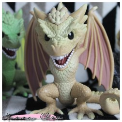 Funko Pop Game of Thrones Viserion