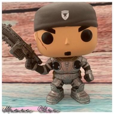 Funko Pop Gears of War Marcus Fenix