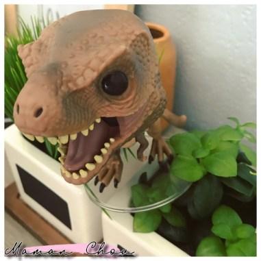 Funko Pop Jurassic World t-rex