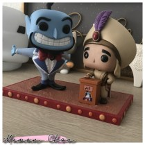 Funko pop Disney movie moment Aladdin