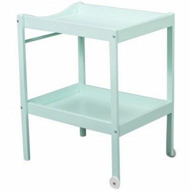 Table a langer en bois Combelle