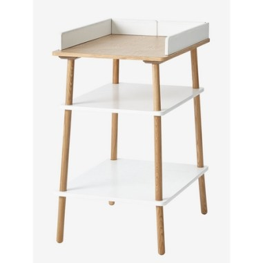 Table a langer en bois Vertbaudet