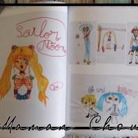 Souvenirs d'enfance et jolis dessins, quand Les Douces Mines offrent un souvenir plein de tendresse