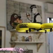 Bumper Drone