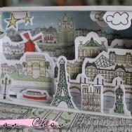 Pop up box Paris