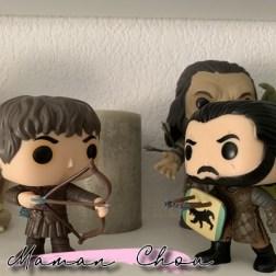 FUNKO POP - Game of Thrones - Jon Snow Ramsay Bolton 2 pack battle of the bastards
