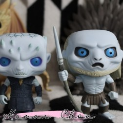 FUNKO POP - Game of Thrones - Night King & White Walker