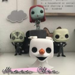 FUNKO POP - L'étrange Noel de Mr Jack - Zero
