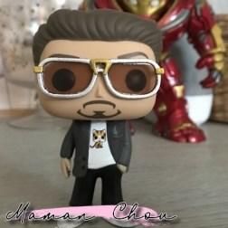 FUNKO POP - Spiderman - Tony Stark