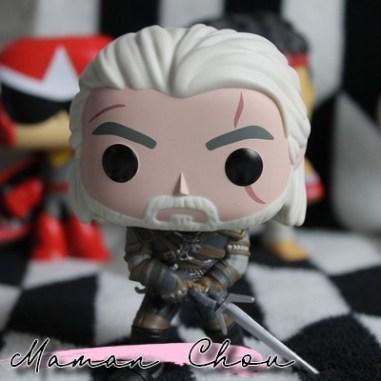 FUNKO POP - The Witcher - Geralt