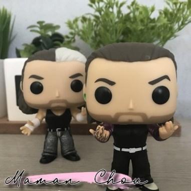 FUNKO POP - WWE - Jeff & Matt Hardy 2 packs
