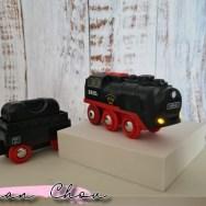 2021 - Locomotive à vapeur