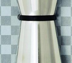 Tala - Vaso medidor de acero inoxidable (25/50 ml)