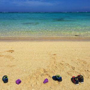 playas en okinawa
