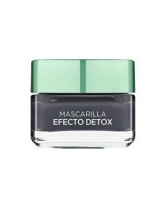 mascarilla loreal efecto detox
