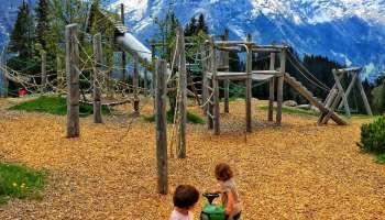 parques infantiles para niños