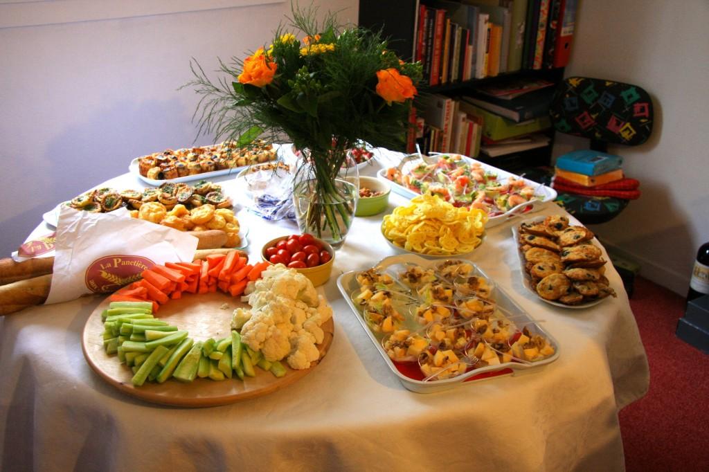 maman est dans la cuisine ides de buffet - Idee Buffet Facile