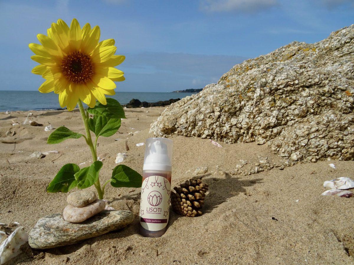 Des produits de beauté naturels avec Lisoti