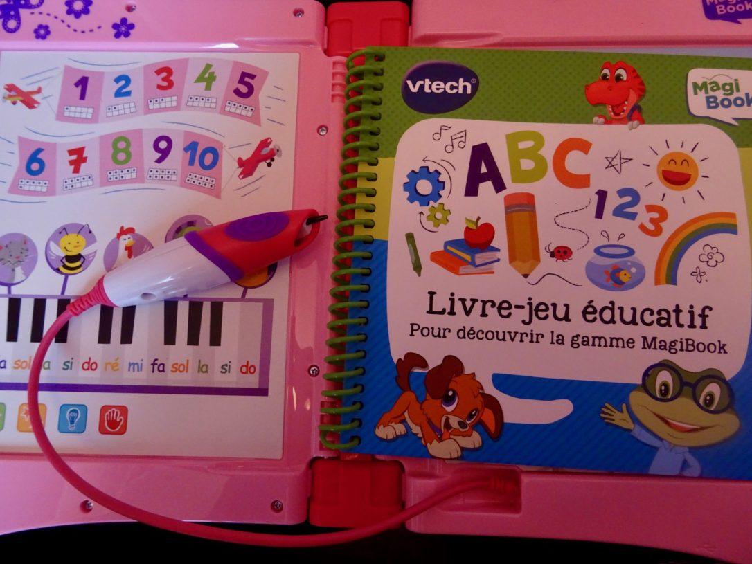 Le Magibook Pour Apprendre Les Bases De La Maternelle Avec