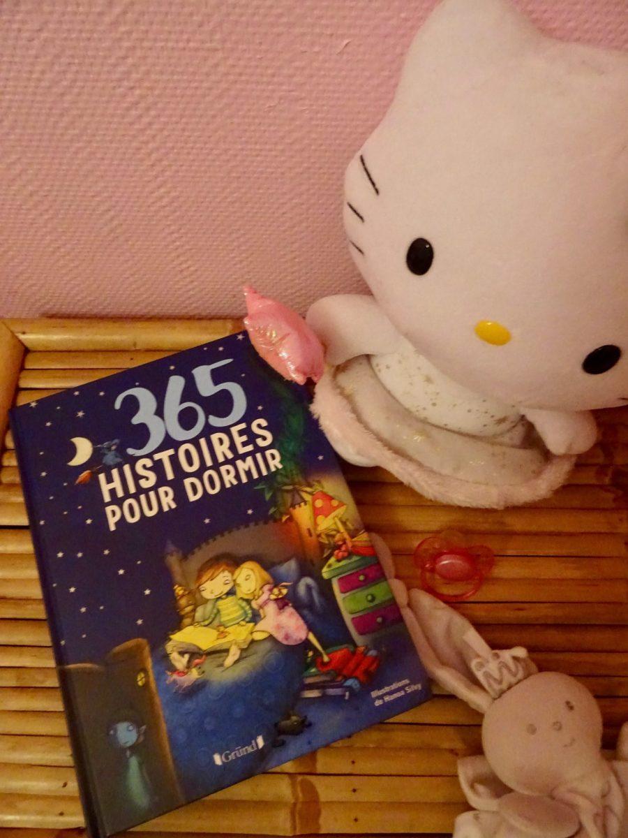 365 histoires pour dormir avec Gründ Jeunesse