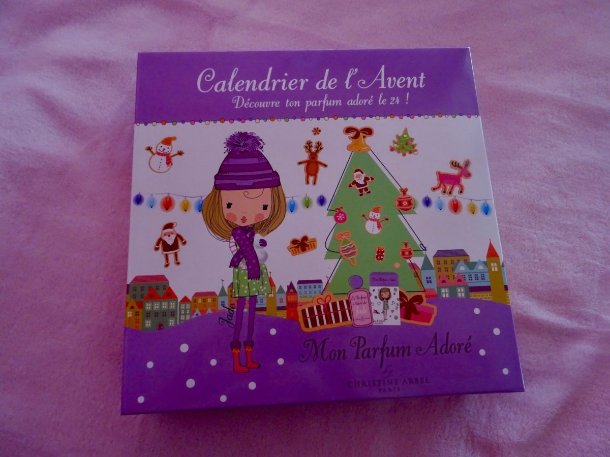 Un calendrier de l'avent original pour les enfants avec La Compagnie Européenne des Parfums