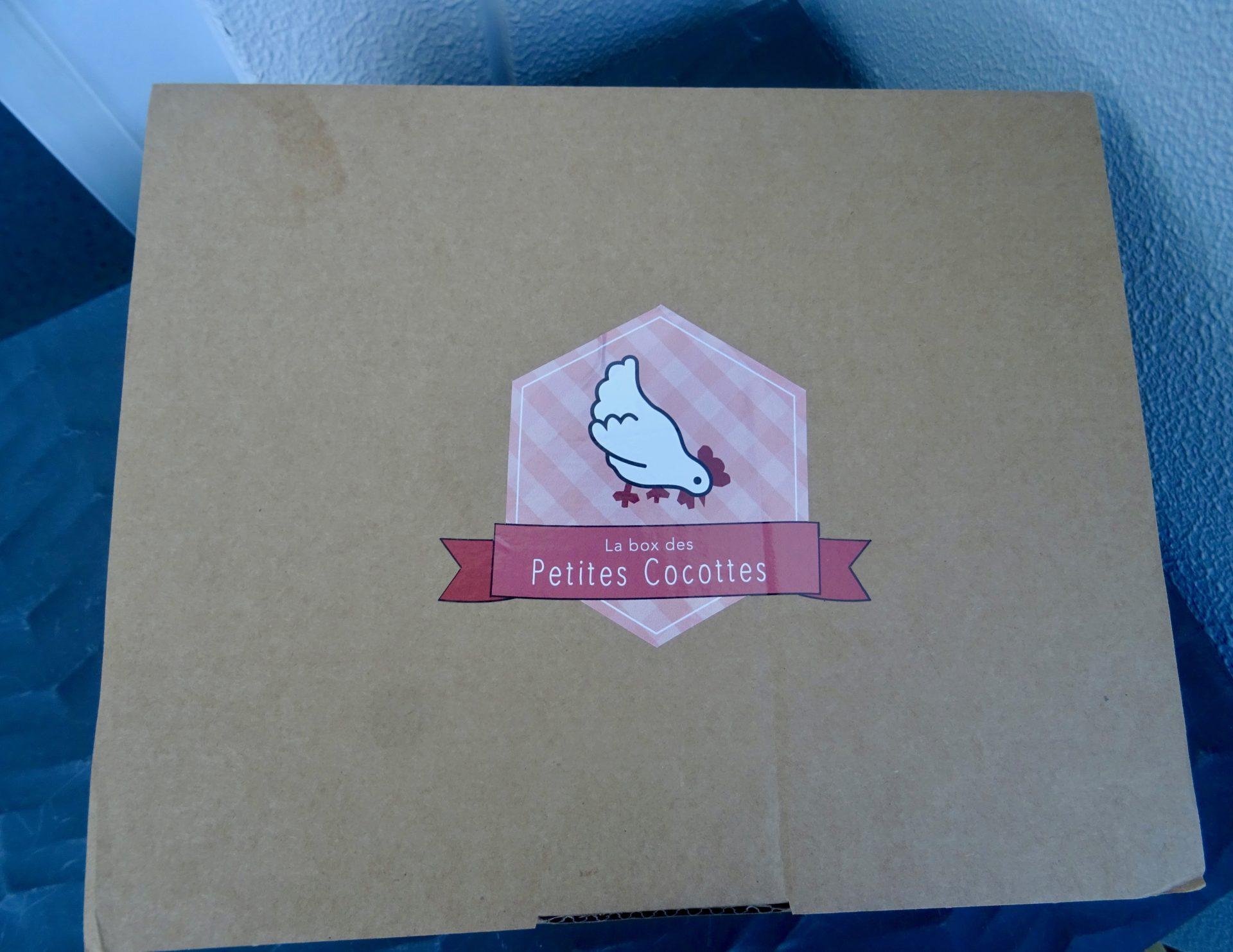 On découvre ensemble ma Box Les Petites Cocottes du mois d'avril
