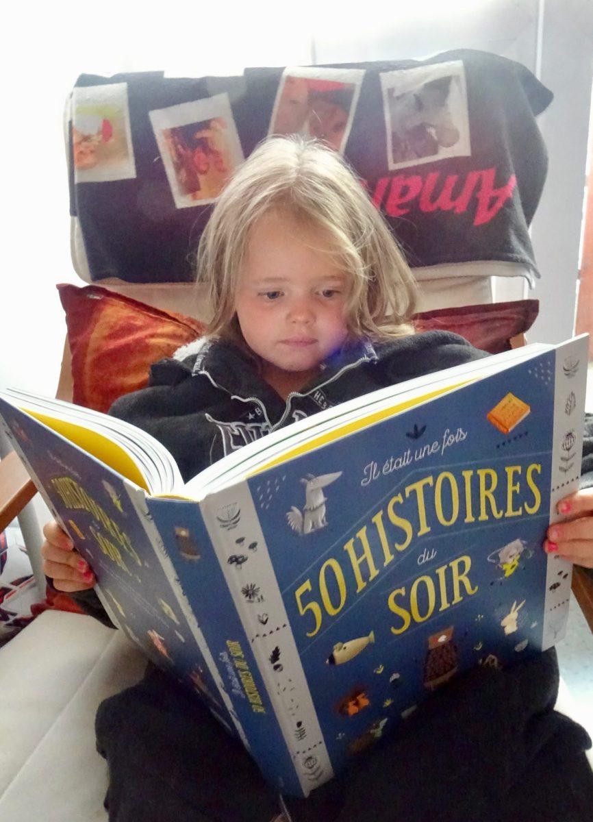 50 histoires du soir avec les éditions Fleurus
