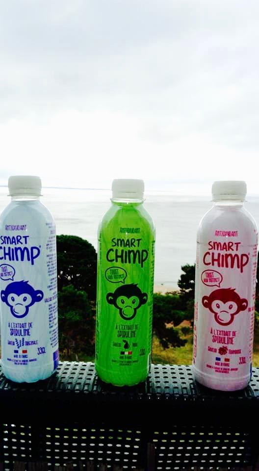 Les bienfaits de la spiruline dans une boisson avec Smart Chimp