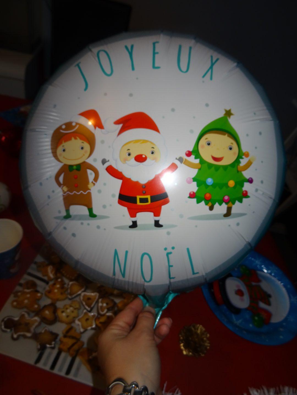 On prend le goûter sur le thème de Noël avec My Party Kidz