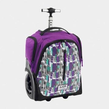 sac-roues-tout-terrain-city-violet
