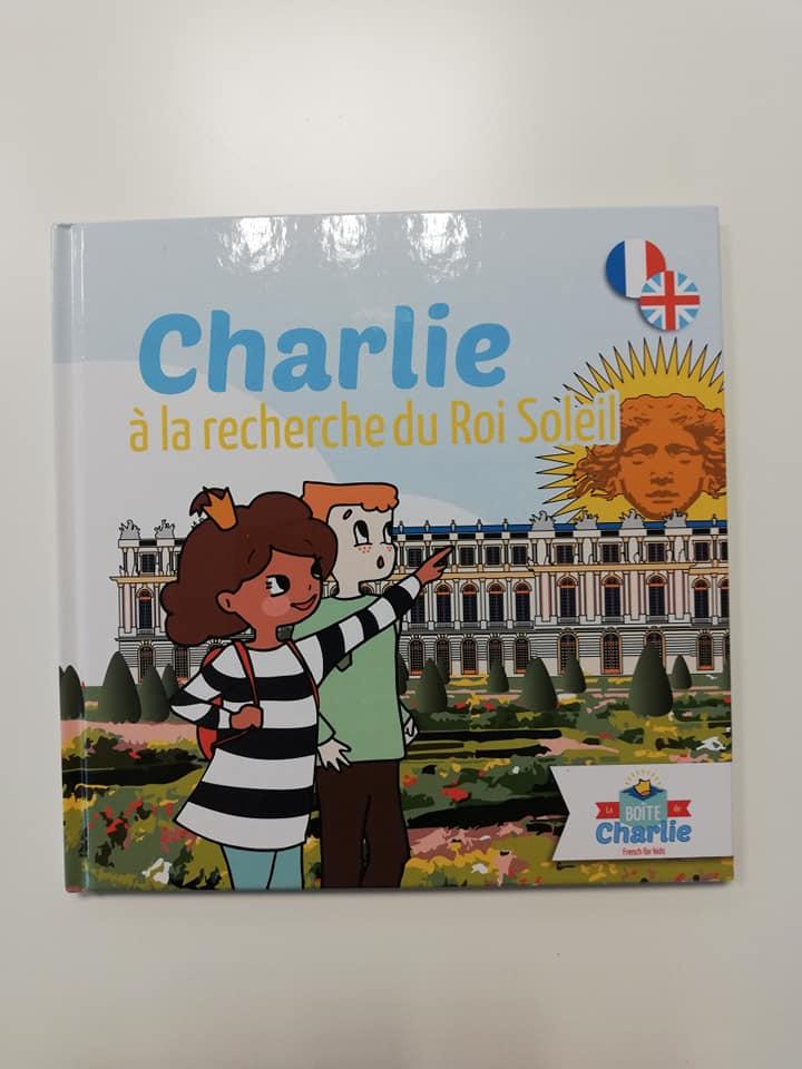 Apprendre l'anglais c'est facile avec La Boîte de Charlie