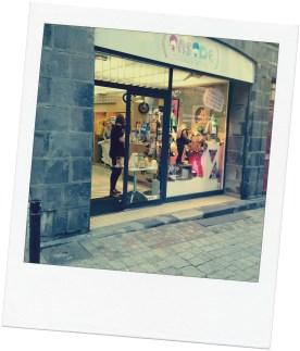 magasin inside kids