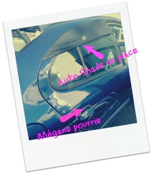 auto shade voiture pars soleil outlook