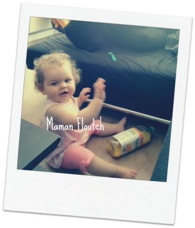 betises bébé
