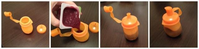 test avis gourde mastrad baby