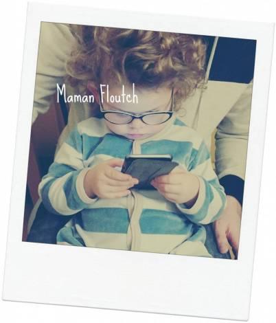 Maman Floutch enfants lunettes