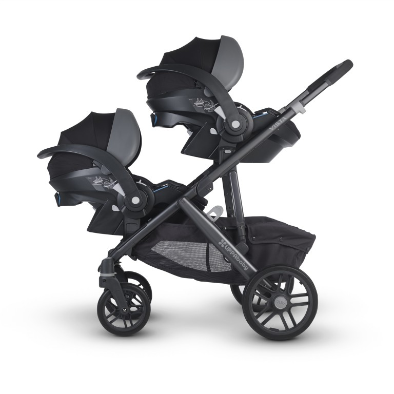 poussette double uppababy vista