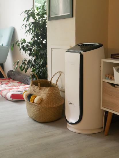 purificateur d'air beau joli