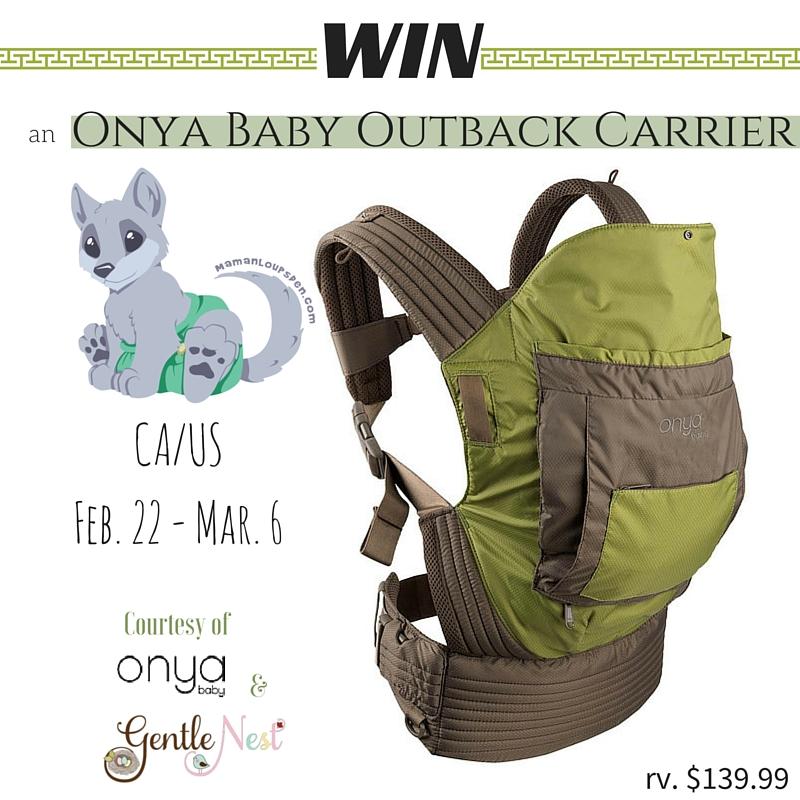 Onya Baby Giveaway