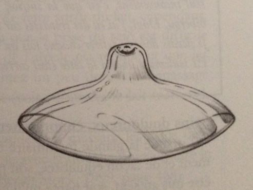 bouts de sein:téterelle