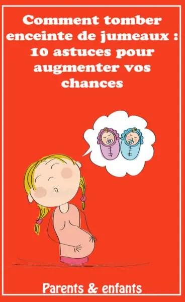 Comment Avoir Des Jumeaux : comment, avoir, jumeaux, Comment, Tomber, Enceinte, Jumeaux, Astuces, Augmenter, Chances