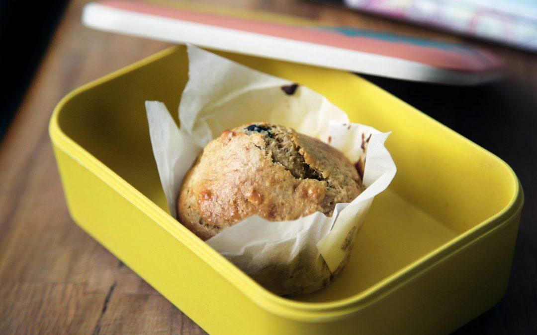 La boîte à lunch: simplicité au menu