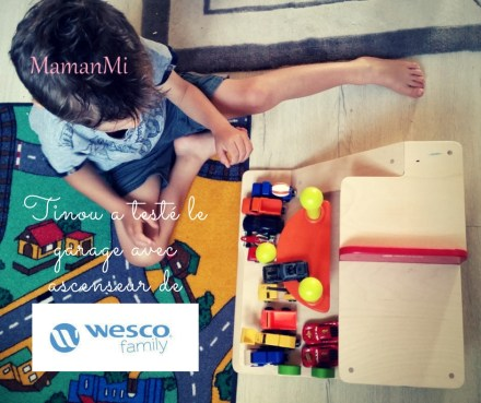 Garage Ascenseur Wesco Family MamanMi