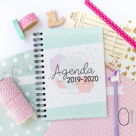 agenda bujo créateur etsy