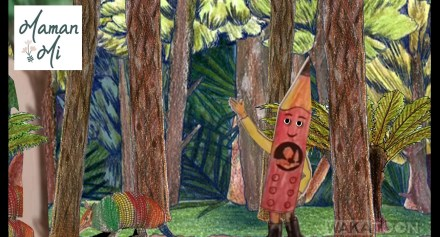 wakatoon coloriage animé