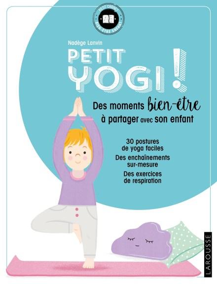 larousse petit yogi yoga